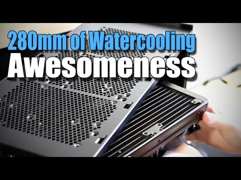 Can it cool an overclocked 4770K?? - Nepton 280L Watercooler Performance Review