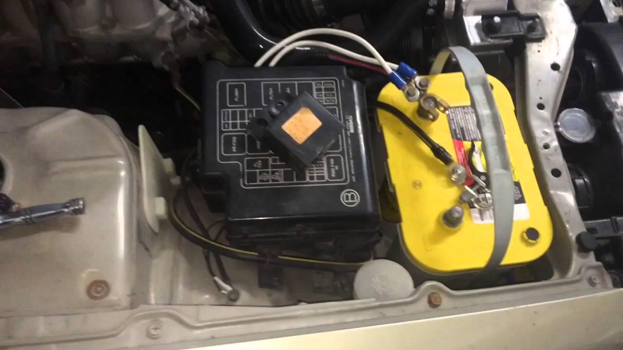 medium resolution of s14 240sx windshield wiper fix