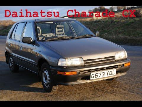 1990 Daihatsu Charade CX