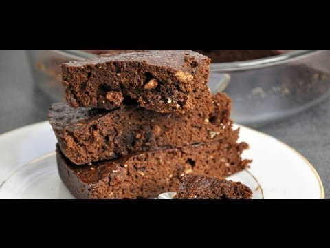 recette magique des brownies en 5 minutes par herv cuisine youtube. Black Bedroom Furniture Sets. Home Design Ideas