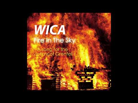 Fire In The Sky by Wica
