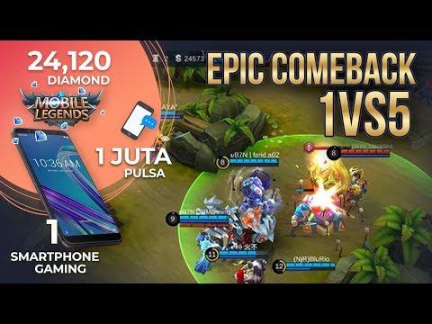 EPIC COMEBACK !!! 5 HERO MOBILE LEGENDS TERLUPAKAN YANG KEMBALI JADI REBUTAN + THR 10 JUTA !!!