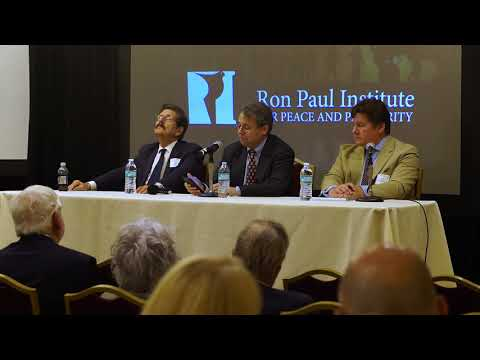Speaker Panel – Non-Interventionism: America's Founding Foreign Policy