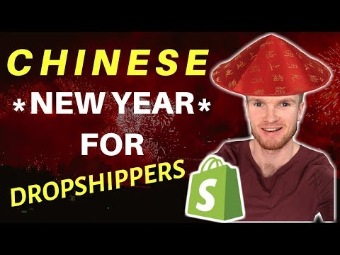 4 HACKS TO MAKE MORE MONEY DURING CHINESE NEW YEAR 2019 | SHOPIFY DROPSHIPPING thumbnail