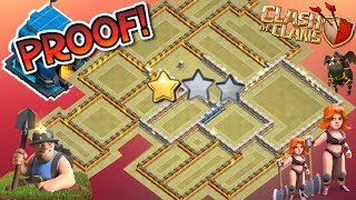 💥2 REPLAYS!💥NEW TH12 WAR BASE 2018 ANTI 2 STAR Anti Everything BoWitch,Miner,Anti Queen Walk,Hog