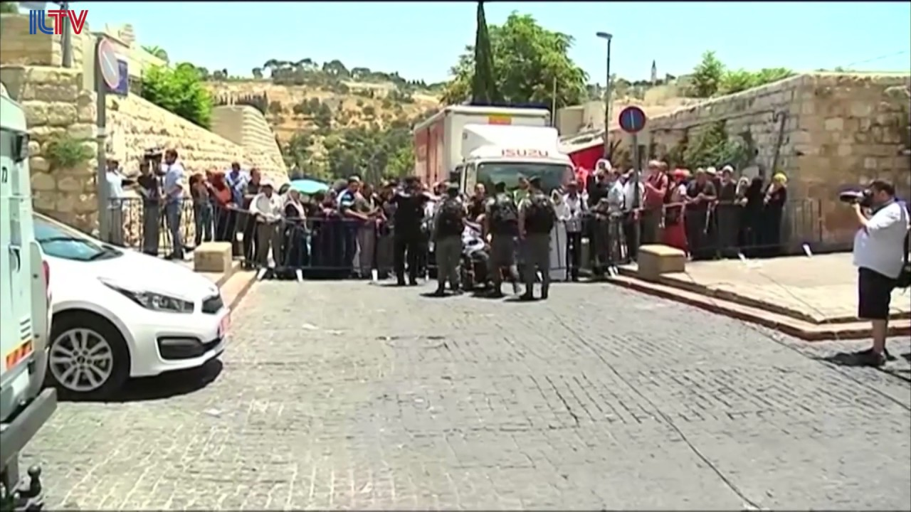 Jew Detector: Muslims Call To Ban Jews From Temple Mount
