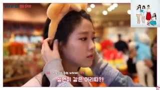 AOA 지민 설현 유치원 놀이(맴을 열어봐)