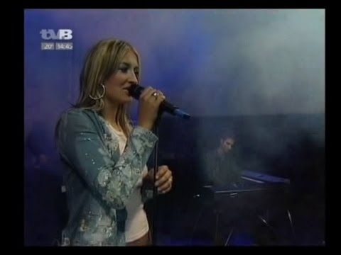 Sarah Connor - Skin On Skin Live @ NRJ In The Park 17.08.2003