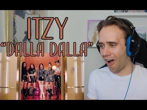 ITZY – 'DALLA DALLA' 달라달라 Reaction | Ψ