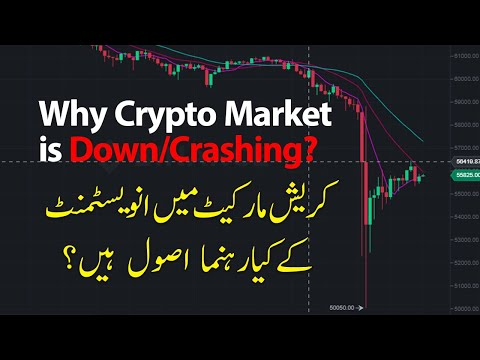 Why Crypto Market is down Today Why ALTs Coins and BTC crashing 18April2021