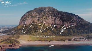 산방산과 티큐브 | 황우치해변 제주 노지 캠핑 | 카라…
