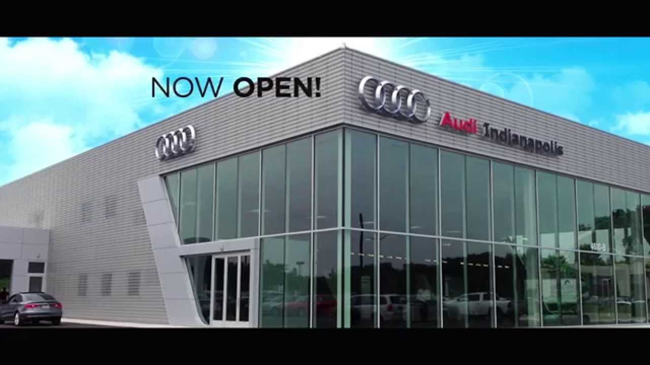 Tom Wood Audi Grand Opening Event Youtube