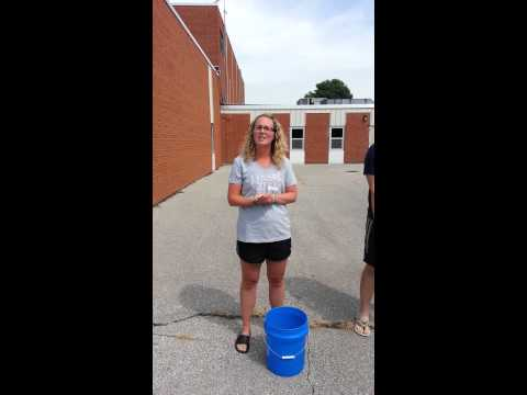OFMS Ice Bucket Challenge (Orchard Farm Middle School)