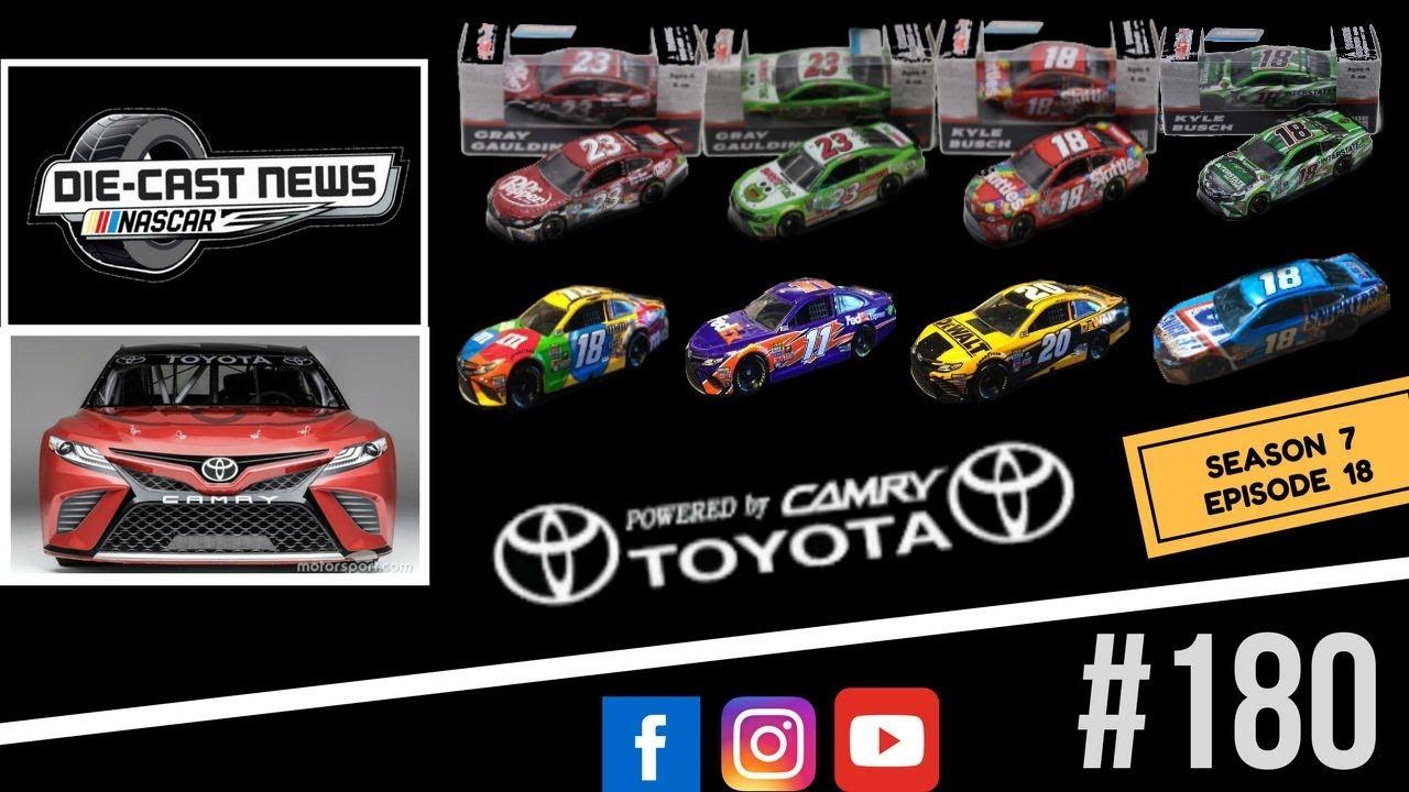 NASCAR 2017 GRAY GAULDING #23 SWEET FROG 1//64 CAR