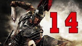 Let´s Play Ryse Son of Rome Gameplay Deutsch - Part 14 - Minotaurenhäuptling Glott Bossfight