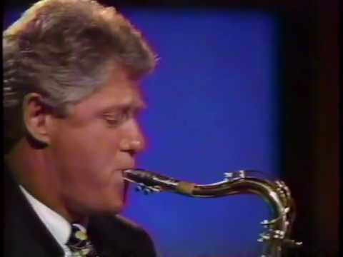 Bill Clinton on Arsenio Hall June 1992