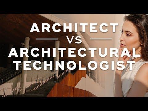 Architect Vs Architectural Technologist | Luxury Home Design