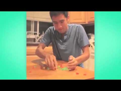 نسخة عن Zach King Vine Turning the Rubik's Cube into Candy