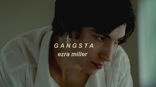 Ezra Miller | gangsta | we need to talk about kevin