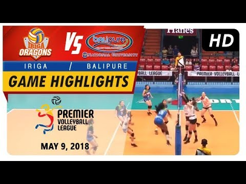 PVL Season 2: Lady Oragons vs. NU Purest Water Defenders | Game Highlights | May 9, 2018