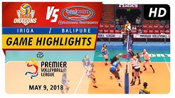 PVL RC Season 2 - WD: Lady Oragons vs. NU Purest Water Defenders | Game Highlights | May 9, 2018