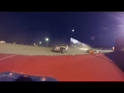 Rear view Heat race Portsmouth Raceway Park 6/18/16