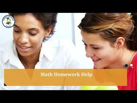 Math Tutoring at Omega Learning Center