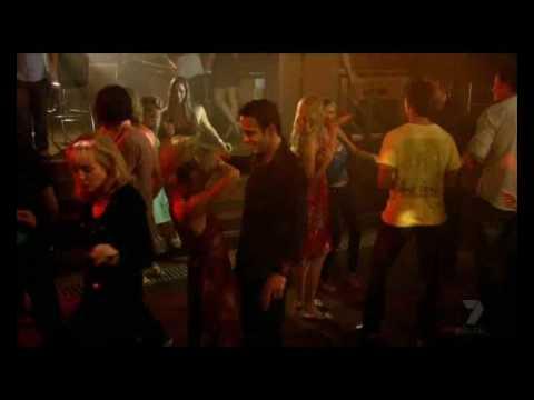 Rebecca Gibney and Myles Pollard  Dance