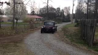 1952 Dodge Rat Rod Is Running!