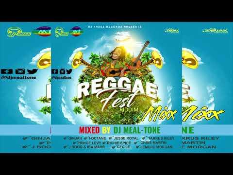 DJ MEAL - TONE REGGAE FEST RIDDIM MIXX FT CECILE, TARRUS RILLEY, I-OCTANE,ETANA,J BOOG,GINJAH,DJ FRASS