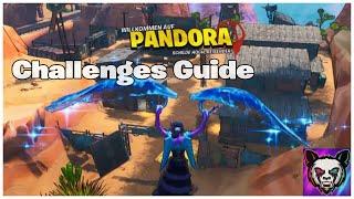 Fortnite X Mayhem : Pandora Challenges (Guide) & Rewards