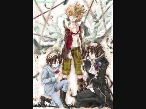 Pandora hearts OST 2 -   Revolve