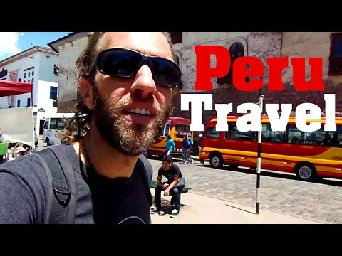 How to Travel Peru SUPER CHEAP!! Peru Travel Tips