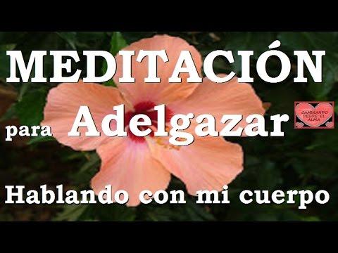 Meditacion para adelgazar y rejuvenecer con