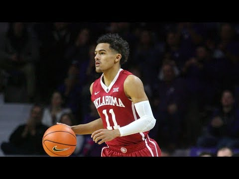 Trae Young Declares for NBA Draft | Stadium