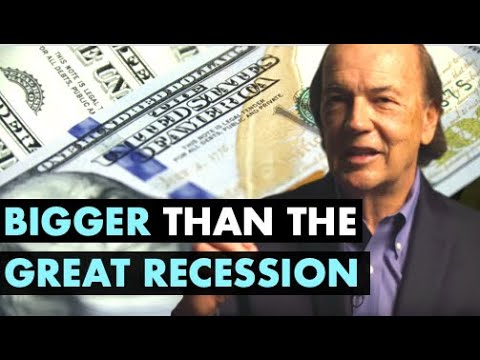 🔴 Why The Next Financial Crisis Will Be Bigger Than 2008 (w/ Jim Rickards)