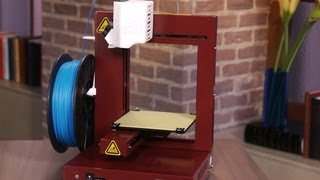 Afinia's approachable, powerful H479 3D printer