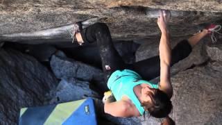 Daniel Woods, Alex Puccio and Chris Webb Parsons Bouldering