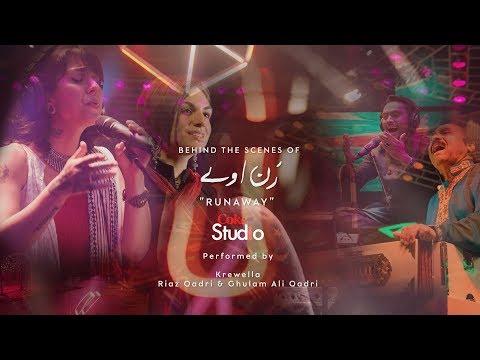 BTS, Runaway, Krewella, Riaz Qadri and Ghulam Ali Qadri, Coke Studio Season 11, Episode 2.