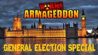Worms Armageddon - General Election Special