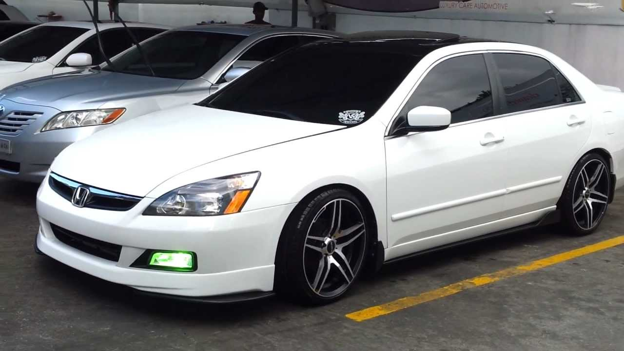 New Rims For My Cm6 Tommy Project Accord 2007 Youtube