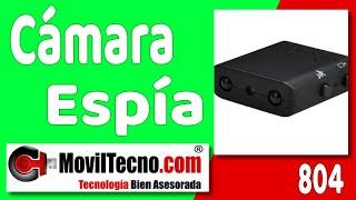 Camara Espía Botón grabación 24h en MovilTecno.com