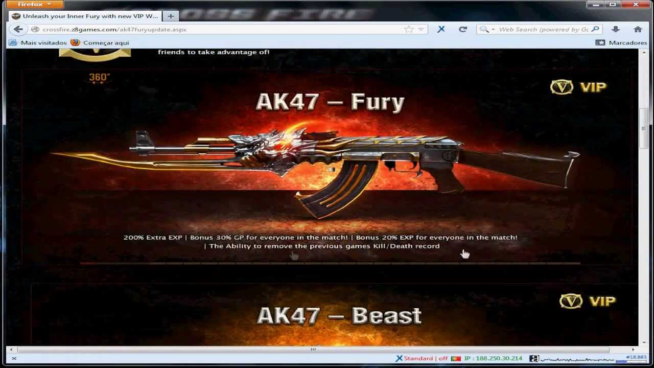 Crossfire Zp And Weapon Hack 23 November 2013 M4 Iron Beast Update Youtube