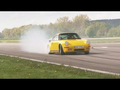 Ruf Yellowbird and Ruf CTR 3 - CAR and DRIVER