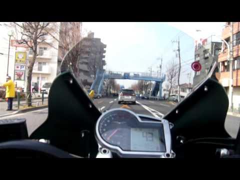 moto guzzi griso 1200 8v se test ride in japan.mov - youtube