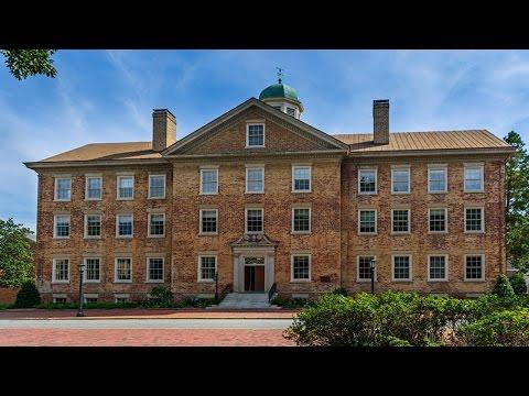 Short review of  University of North Carolina Chapel Hill