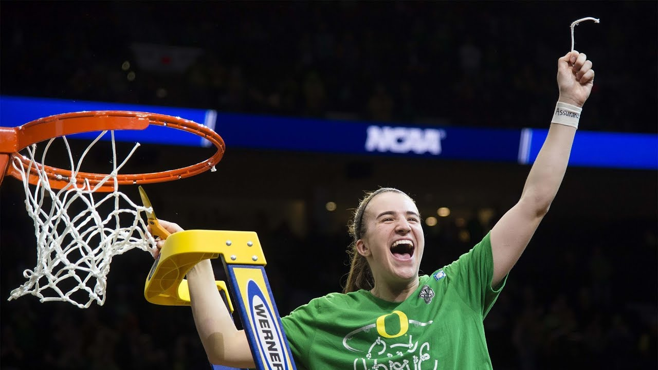 Sabrina Ionescu Sets NCAA Record  Hours After Speaking At ...