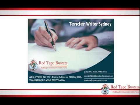 Tender Writing – Apply for every tender possible or be more selective?
