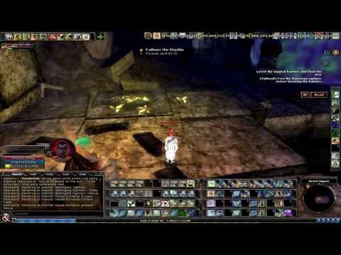 DDO Level 11 Monk Gameplay – Fathom the Depths