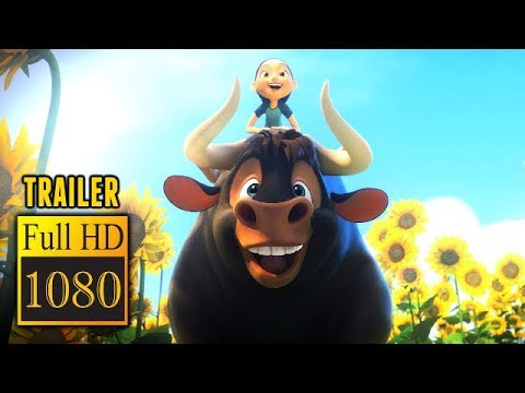 🎥 FERDINAND (2017) | Full Movie Trailer In Full HD | 1080p
